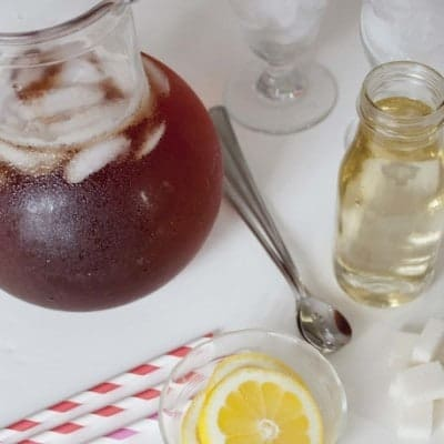 How to Make Simple Syrup for Summer Drinks