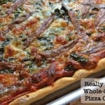 Easy Whole-Grain Gluten-Free Pizza Crust