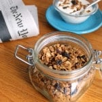 World's Easiest Gluten-Free Granola