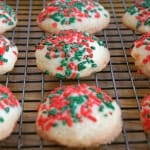 Easy Holiday Gluten-Free Butter Cookies