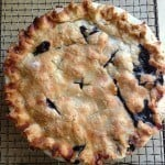 Classic Blueberry Pie (Gluten-Free, of course)
