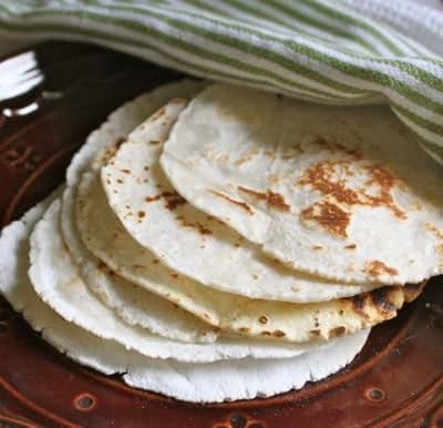 How to Make the Best Gluten-Free Flour Tortillas