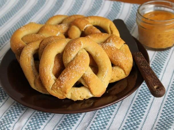 How to Make Chewy Gluten-Free Soft Pretzels - Gluten-Free ...