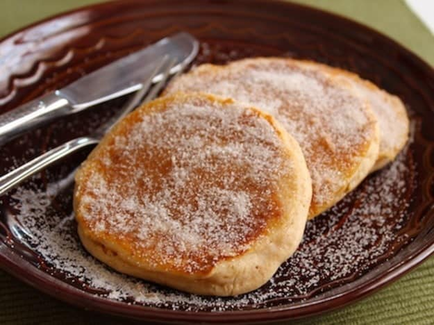 Gluten-Free Apple Cider Doughnut Pancakes or Cravings are the Mother ...