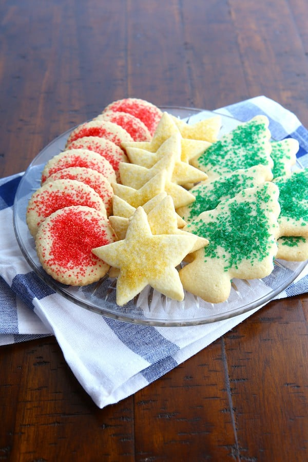Cut Out Gluten-Free Sugar Cookies