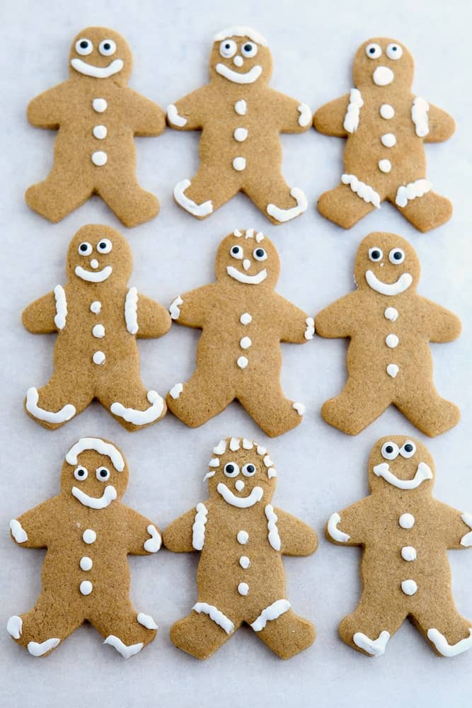 Gingerbread Cookies _ Elizabeth Barbone