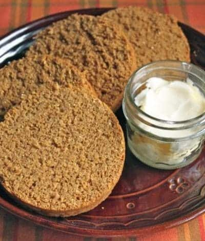 Gluten-Free Boston Brown Bread