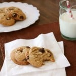Gluten-Free Browned Butter Chocolate Chip Cookies