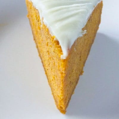 Mix It Up: World's Easiest Gluten-Free Pumpkin Spice Cake (dairy-free. egg-free variation)