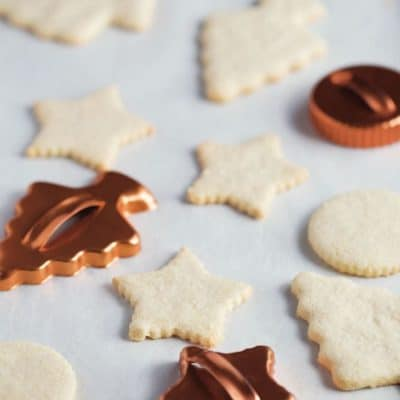 How to Make Paleo Cut Out Sugar Cookies
