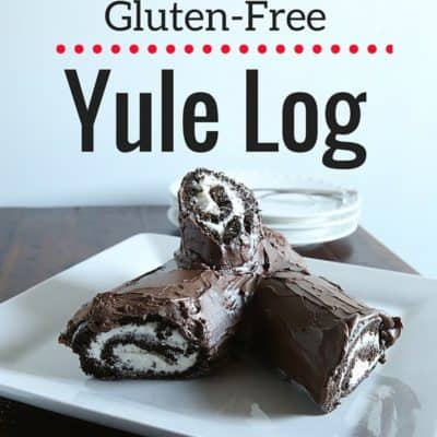 How to Make a Gluten-Free Yule Log