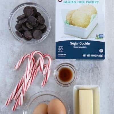Gluten-Free Peppermint Bark Cookies and a KitchenAid Giveaway