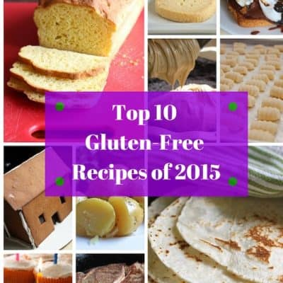 Your Favorite Gluten-Free Recipes of 2015