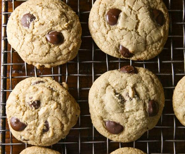 Easy Gluten-Free Chocolate Chip Cookie Recipe