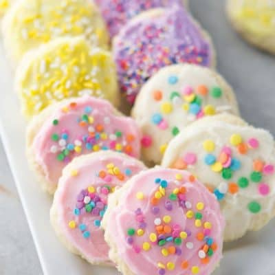 How to Make Gluten-Free Soft Sugar Cookies (Lofthouse Copycat)