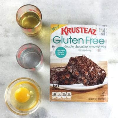 Krusteaz Gluten-Free Double Chocolate Brownies Review