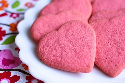 Easy Gluten Free Valentineu0027s Day Cookies | GlutenFreeBaking.com