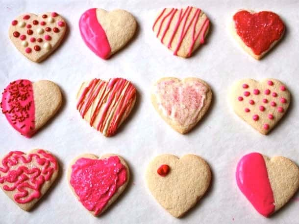 6 Easy Ways To Decorate Cookies For Valentineu0027s Day   Gluten Free, Ideas