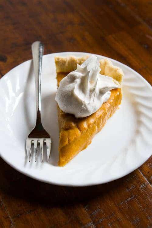 Egg-Free, Dairy-Free Pumpkin Pie Recipe - Gluten-Free Baking